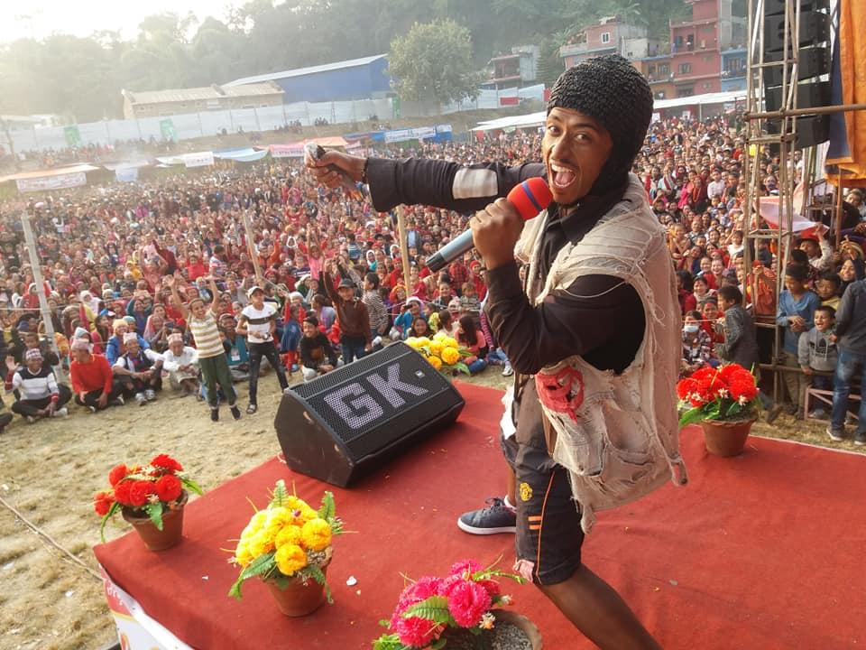 Marichman Shrestha ( Balchi )